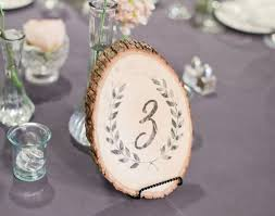 Wedding Table Numbers Ideas Table Rustic Table Numbers Awesome Gold Foil Table Numbers Best
