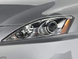 lexus headlight wallpaper image 2009 lexus is 250 4 door sport sedan auto rwd headlight