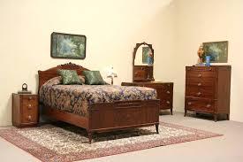 walnut bedroom furniture 1930s walnut bedroom furniture www redglobalmx org