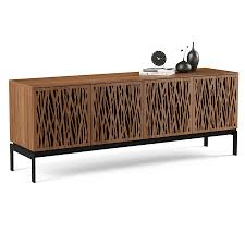 Media Console Tables by Bdi Elements 4 Door Modern Media Console Eurway