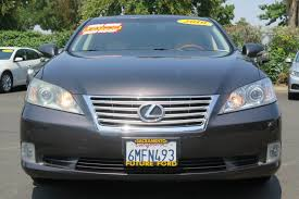 used lexus for sale roseville ca pre owned 2010 lexus es 350 sedan in roseville 45045a future