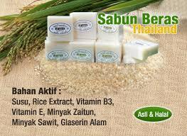 Sabun Thailand sabun beras thailand kbrothers rogoji herbal