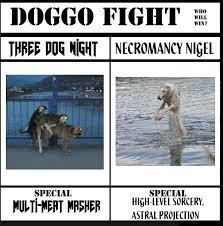 Fight Meme - doggo fight meme by gnomerhawker memedroid