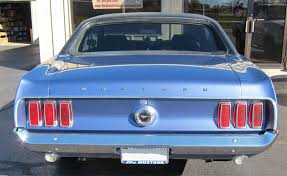 1969 mustang rear virginia mustang customer car 1969 mustang grande