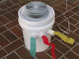 fan that uses ice to cool diy air conditioner genius bob vila