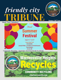 warrensville heights the friendly city