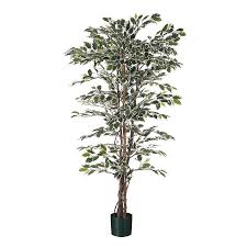 5 artificial ficus tree