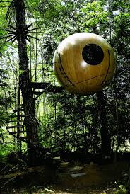 Tree Houses Around The World 16 Of The Most Amazing Treehouses From Around The World Funshare