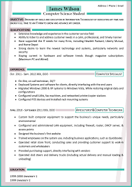 The Best Font For Resumes by Resume Examples Resume Builder Livecareer Resume Pinterest