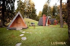 glamping bled slovenia eco village near the lake bled lushna