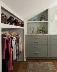Closet Designs Ideas Slanted Ceiling Storage U0026 Closets Design Ideas Pictures Remodel