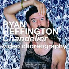 Chandelier Sia Cover Sia Chandelier Video Choreography By Ryan Heffington Ft Maddie
