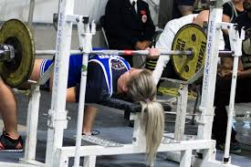breaking down the competition bench press with example program