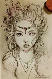 how to draw beautiful drawing best 25 drawings ideas on drawings of fairies