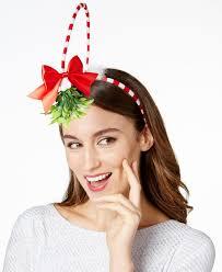 mistletoe headband mistletoe headband haha want it need it