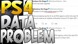 rainbow six siege ps4 season pass extended and broken data