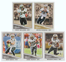 new orleans saints football trading cards original classic ebay