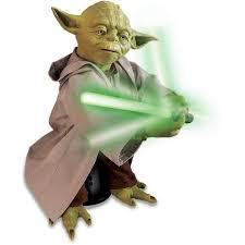 wars legendary jedi master yoda walmart