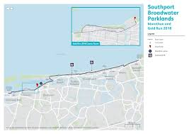 Gold Line Map Gold Run Gold Coast 2018 Commonwealth Games