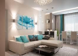 wandfarbe wohnzimmer modern creme wandfarbe und ecksofa und türkisblaue akzente wohnzimmer