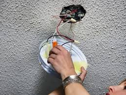 how to connect a light fixture how to add a ground wire light fixture round designs