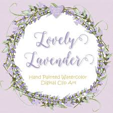 lavender wedding invitations watercolor lavender flowers clipart watercolor flower purple
