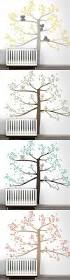 Vinyl Tree Wall Decals For Nursery by The 25 Best Wall Stickers Tree Ideas On Pinterest Bird Wall