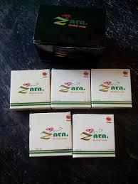 Sabun Zara jual zara herbal soap ecer raka kosmetik