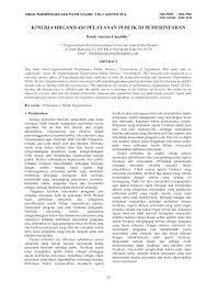format penulisan makalah sederhana format penulisan makalah universitas indo global mandiri
