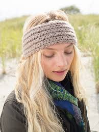 knitted headband look different with knit headband pattern thefashiontamer