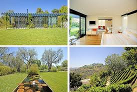 Jennifer Aniston Home Decor House Tour Jennifer Aniston U0026 Justin Theroux U0027s Modern Bel Air