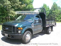 Ford F350 Ramp Truck - 2008 ford f350 long landscape ramp truck winch just 26k miles one