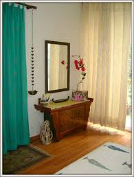 Dressing Table Designs For Bedroom Indian Master Bedroom In Dim Light With Curtains Design By Tehseen