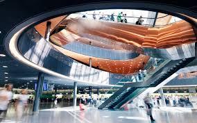the top 10 international airports zurich and switzerland