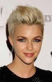 Kurzhaarfrisuren Blond Bilder by 48 Besten Hair Bilder Auf