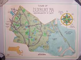 Ma Map Duxbury Massachusetts Map Image Gallery Hcpr