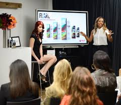 clairol professional flare hair color chart toofly nyc 2014 june
