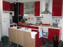 montage cuisine montage de l ilôt central photo de la cuisine tout en damidot