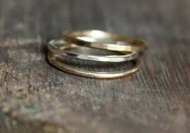 gold or silver wedding rings would you rather a gold or silver wedding ring