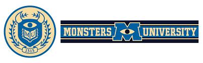 image monsters university emblem png disney wiki fandom