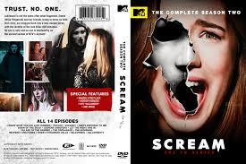 scream season two dvd cover full by netoribeiro89 on deviantart