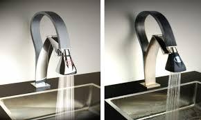 designer kitchen faucets top 71 beautiful cool kitchen faucets 4 faucet gold single