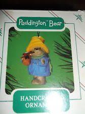 paddington ornament vintage ebay