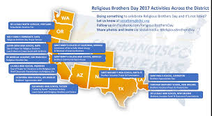 New Orleans Fairgrounds Map by Sfno U2013 Celebrate Religious Brothers Day 2017