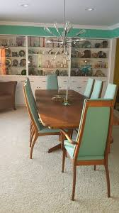 Remarkable Retro Dining Room Table And Chairs  On Dining Room - Retro dining room table