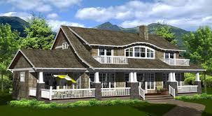 Home Plans Craftsman Craftsman I 2315 Robinson Plans