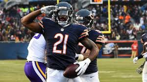is key to chicago bears win detroit lions on thanksgiving