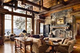 home interior accents rustic style home interior design decorating combined with