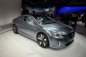 2015 subaru legacy interior subaru u0027s 2015 legacy concept looks good in the flesh