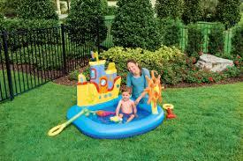 Backyard Inflatable Pool by 55